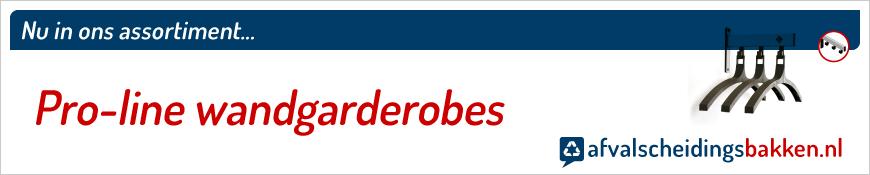 wandgarderobes pro-line te koop